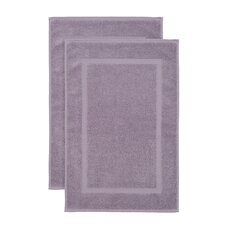 Zero Twist Bath Mat (Set of 2)