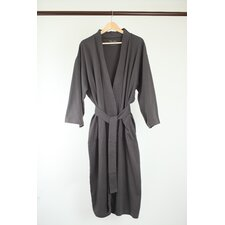 Organic Combed Cotton Bathrobe