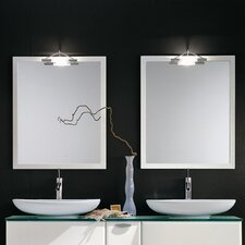 "<strong>Acquaviva</strong> Archeda 31.5"" H x 27.6"" W X Lighted Mirror"