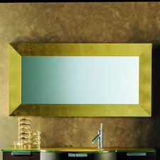 "<strong>Acquaviva</strong> Essenze 8 27.6"" H x 55.1"" W Mirror"