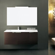 "Essenze 47"" Single Geacryl Bathroom Vanity Set"