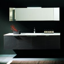 "Archeda XI 78.74"" Bathroom Vanity Set"