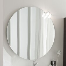 "Light 2 40"" Mirror"