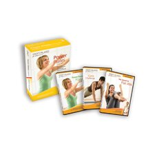 Power Paced Pilates DVD Set
