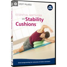 Essential Matwork on Stability Cushions DVD