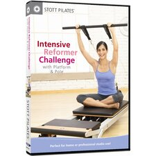<strong>STOTT PILATES</strong> Intensive Reformer Challenge with Platform and Pole DVD