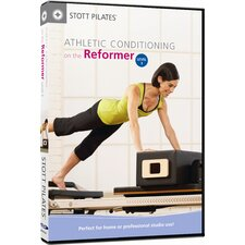 <strong>STOTT PILATES</strong> Athletic Conditioning on the Reformer Level 3 DVD