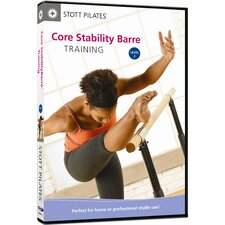 <strong>STOTT PILATES</strong> Core Stability Barre Training Level 2 DVD