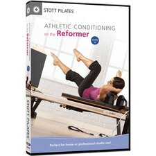 <strong>STOTT PILATES</strong> Athletic Conditioning on the Reformer DVD