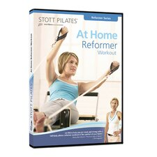 <strong>STOTT PILATES</strong> At Home Reformer Workout DVD