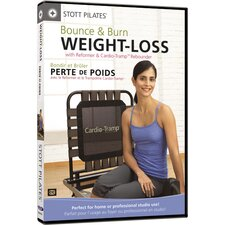 <strong>STOTT PILATES</strong> Bounce and Burn Weight Loss Reformer