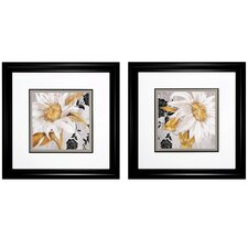 <strong>Propac Images</strong> 2 Piece Floral Wall Art Set