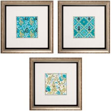 <strong>Propac Images</strong> 3 Piece Cottage Wall Art Set