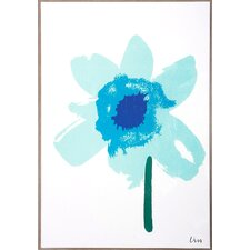 Happy Daffodil Framed Graphic Art