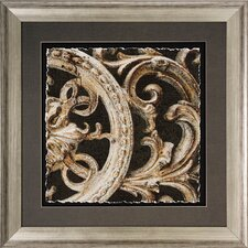 Renaissance 2 Piece Framed Graphic Art Set
