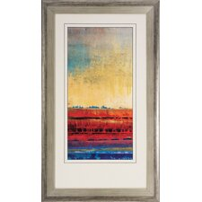 Horizons 3 Piece Framed Textual Art Set