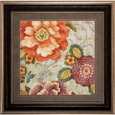 Tapestry 2 Piece Framed Graphic Art Set