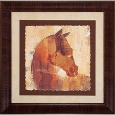 Spirit Charger 2 Piece Framed Wall Art Set