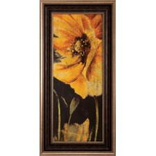 Poppy Garden Panel 2 Piece Framed Wall Art Set