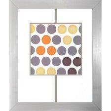 Marquee Lights Framed Wall Art (Set of 4)