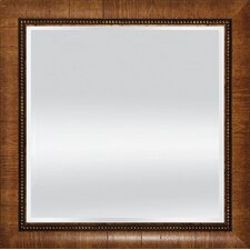 "<strong>Propac Images</strong> Gold Beveled Mirror - 30"" x 30"""