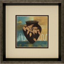 <strong>Propac Images</strong> Vase I / II Framed Art (Set of 2)