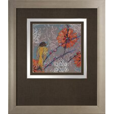 Little Wren I / II 2 Piece Framed Graphic Art Set (Set of 2)