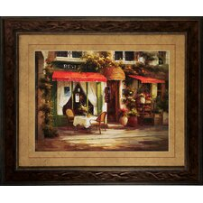<strong>Propac Images</strong> Restaurant Quarter Framed Art