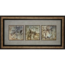Dragonflies Framed Art