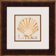 La Plage /  La Mer Wall Art (Set of 2)