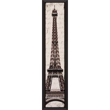 Eiffle / Big Ben Wall Art (Set of 2)