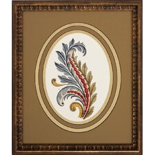 <strong>Propac Images</strong> Jacobean III/IV Wall Art (Set of 2)