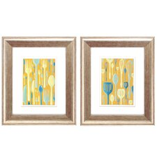 <strong>Propac Images</strong> Spring Cutlery I / II Wall Art (Set of 2)