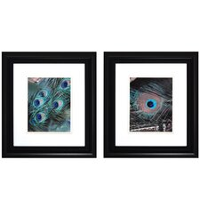 <strong>Propac Images</strong> Feather I / II Wall Art (Set of 2)