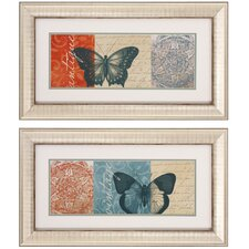 <strong>Propac Images</strong> Antique / VIntage Wall Art (Set of 2)