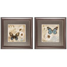 <strong>Propac Images</strong> Garden I/II Wall Art (Set of 2)