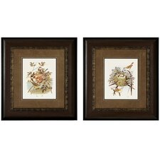Prarie / Golden Framed Art (Set of 2)