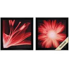 <strong>Propac Images</strong> Lilium / Gerbera Wall Art (Set of 2)