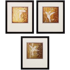 "Wings I and II and III Print Set - 18"" x 21"" (Set of 2)"