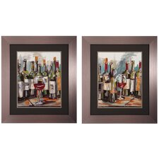 <strong>Propac Images</strong> Uncorked I / II Wall Art (Set of 2)