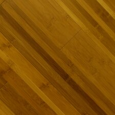 "<strong>Aurora Hardwood</strong> Bamboo 3-3/4"" Solid Horizontal in Tanned"