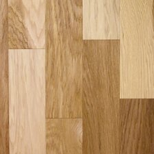 "<strong>Aurora Hardwood</strong> American Smooth 3-1/2"" Engineered American Hickory in Classic"