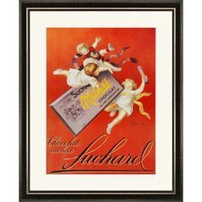 Chocolat Suchard by Cappiello Framed Graphic Art
