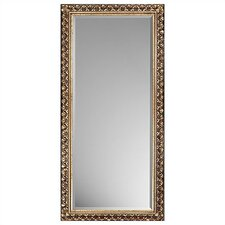 <strong>Paragon</strong> Rectangle Traditional Antique Gold Mirror