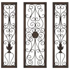 <strong>Paragon</strong> Vine 3 Piece Wall Décor Set