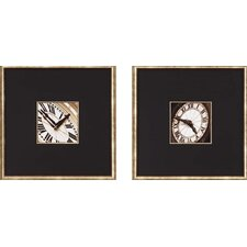 "<strong>Paragon</strong> Clocks by Hall Architectural Art - 29"" x 29"" - 7946 (Set of 2)"