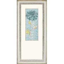 Sarah's Garden by Sarah Adams Framed Painting Print (Set of 2)