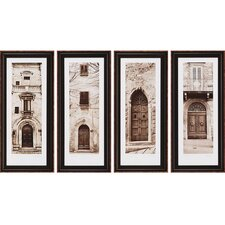 "La Porta by Blaustein Landscapes Art - 27"" x 12"" (Set of 4)"