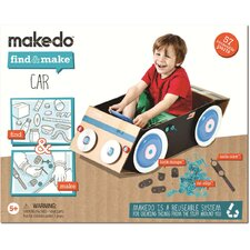 <strong>Makedo</strong> Find and Make Car