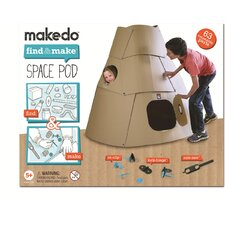 Find and Make Space Pod